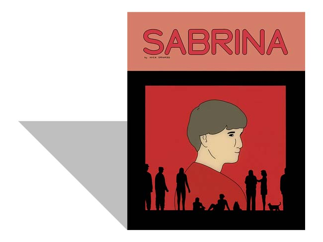 6a94b5b6e021 En ese contexto es que se publica Sabrina (Drawn and Quarterly